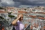 Первый день в Лиссабоне