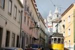 По Лиссабону на трамвае