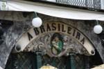 Кафе Brasileira в Лиссабоне более 100 лет