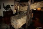 Пресс для винограда 17 века. Фуншал, Мадейра