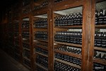 Старую мадеру в отличие от других вин хранят вертикально