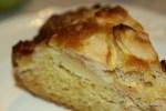 Тосканский яблочный пирог