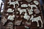 Рождественское печенье от внуков
