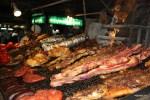 Так в Уругвае жарят мясо. Рынок в Монтевидео
