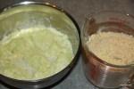 Пюре из зеленых перцев и молотый арахис