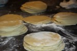 Лепешки для аргентинских пирожков
