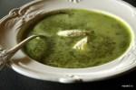 Щавелевый суп с чечевицей