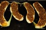 Запекаем баклажаны под соусом шармуля