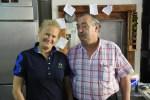 На кухне Casa Ramon с владельцем ресторана, Рамоном. Овьедо, Астурия