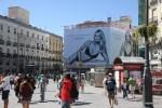 Как говорят испанцы, плохим временам - хорошее лицо. Пуэрта дель Соль, Мадрид, сентябрь 2012