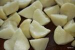 Поломанная, а не порезанная картошка помогает загустить бульон в мармитако