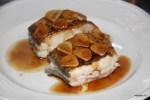 Жареная рыба с чесноком