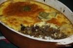 Бобботи, национальное блюдо ЮАР с малайскими корнями