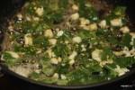 Соус для ньокки: шалфей с чесноком в сливочном масле