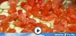 Карпаччо из молодых кабачков (видео рецепт)