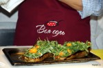 Аргентинский салат из тыквы: ресторанный вариант