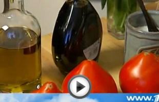 Видео-рецепт приготовления итальянской брускетты | Вся Соль