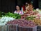 На рынке в Куала-Лумпуре