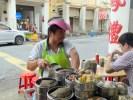 Уличная еда в Джорджтауне, Пинанг, Малайзия