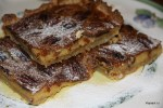 Пирог с пеканом и карамелью