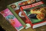 Новые книги о кухнях Малайзии и соседних азиатских стран в моей библиотеке