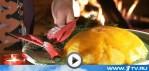 Видео рецепт новогоднего мусса из манго