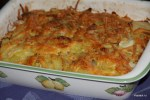 Английский картофельный гратен pan haggerty