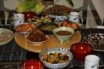 Ужин по-корейски