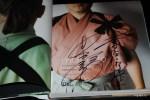 Автограф Моримото