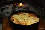 Суфле из тальятелле по-тоскански