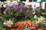 Буйство красок и ароматов на рынке в Экс-ан-Провансе