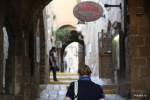 Старинные улочки Яффы в наши дни заполнены художественными салонами и сувенирными магазинами
