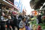 Рынок Кармель в Тель-Авиве - самый большой в Израиле