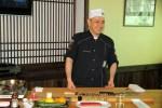 Шеф-повар ресторана Misato Мунечика Бан