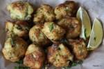 Португальские крокеты из трески и картофеля