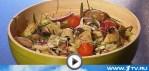 Теплый весенний салат (видео рецепт)
