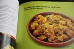 Индийские овощные блюда - украшение книги