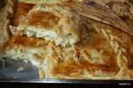 Греческий пирог с подмосковными кабачками