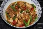 Курица по-вьетнамски с лимонным сорго