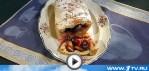 Итальянский пирог со сливами (видео-рецепт)