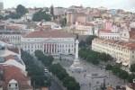 Лиссабонская площадь Россио