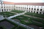 Внутренний двор монастыря Алкобаса