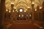 Аскетичная архитектура бывшего цистерцианского монастыря Алкобаса