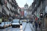 Улица в Порту после дождя