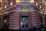 В Москве открылась первая бургерная сети Shake Shak