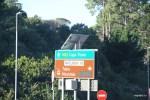 Электронное табло извещает: Столовая гора закрыта