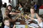 В ресторане во Франшхуке