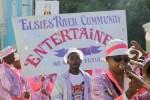 В шествие жители Бо-Каап принимают участие поквартально