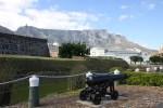 Кейптаун. За горами - долина, в которой выращивают ройбос
