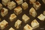 Запекаем маринованный тофу в духовке